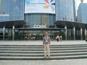 XXII Мировой Дерматологический Конгресс WCD 2011 в Сеуле (Ю. Корея)